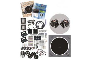 kompleti PARALLAX INC BASIC Stamp SumoBot robot contest kit, Paralax Inc, 27402