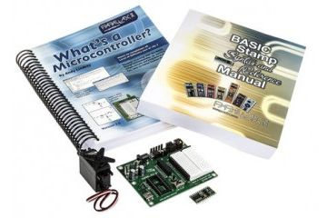 kompleti PARALLAX INC BASIC Stamp Discovery Kit, USB Version, Parallax Inc, 27807