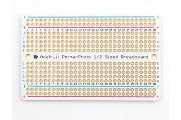 razvojni dodatki ADAFRUIT Adafruit Perma-Proto Half-sized Breadboard PCB - 3 Pack! - Adafruit 571