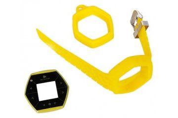 dodatki MIKROELEKTRONIKA Hexiwear IoT Dev Kit accessory pack Yel, MikroElektronika, MIKROE-2147
