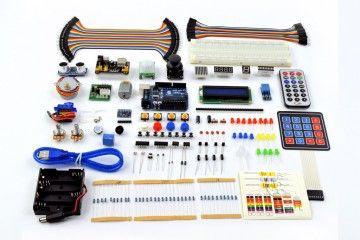 kits ADEEPT Ultimate Starter Kit for Arduino UNO R3, Adeept, ADA008