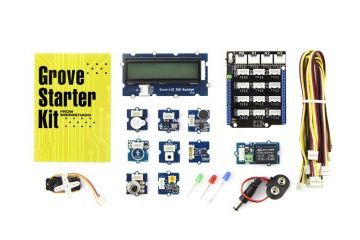 kits SEEED STUDIO Grove - Starter Kit for Arduino, Seed Studio, 110060024