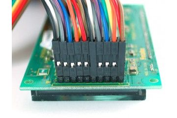 razvojni dodatki ADAFRUIT Premium Female - Female Jumper Wires - 40 x 3 (75mm) - adafruit 794