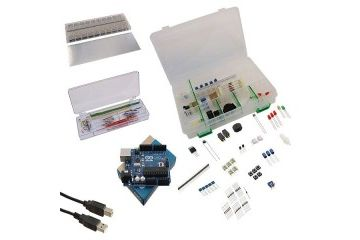 kits ARDUINO KIT Workshop - Base level, arduino A000010