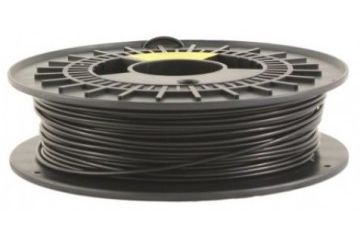 dodatki RS PRO  2.85mm Black FLEX 45 3D Printer Filament, 500g, RS PRO, 832-0532