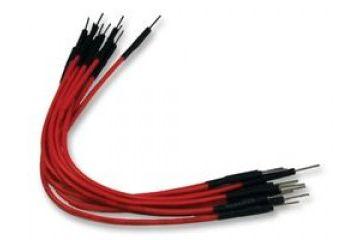 jumper wires TWIN INDUS. TWIN INDUSTRIES - KIT, JUMPER WIRE, MACH PIN, 10PCS, 10CM - TW-MP-10