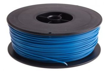 dodatki RS PRO 1.75mm Blue ABS 3D Printer Filament, 300g, RS PRO, 832-0450