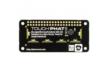 HATs PIMORONI Touch pHAT, Pimoroni PIM272