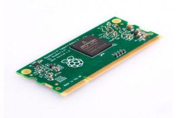 raspberry-pi RASPBERRY PI Raspberry Pi Compute Module 3
