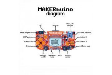 projects CIRCUITMESS MAKERbuino standard kit