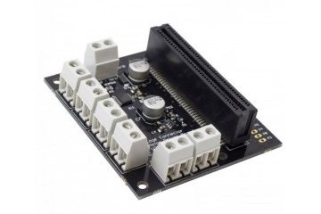 micro bit KITRONIK Motor Driver Board, For the microbit, Controls 2 Motors, KITRONIK 5620