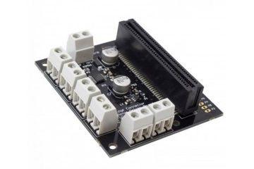 micro bit KITRONIK Motor Driver Board, For the microbit, Controls 2 Motors, KITRONIK 5620