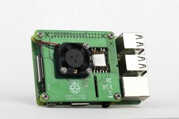 razvojni dodatki RASPBERRY PI Power over Ethernet (PoE) HAT for Raspberry Pi 3 Model B+, RPI3-MODBP-POE