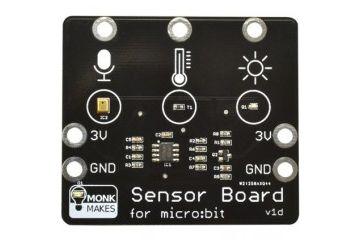 micro bit KITRONIK Sensor Board for micro:bit, Kitronik 46122