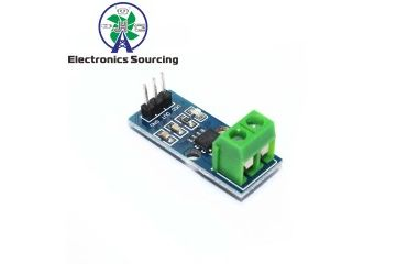 breakout boards  JH ELEC. 5A ACS712 ACS712ELC Hall Test Current Sensor Module, JH ELEC. YXA338