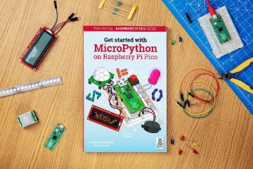 Get Started with MicroPython on Raspberry Pi Pico, MAG49