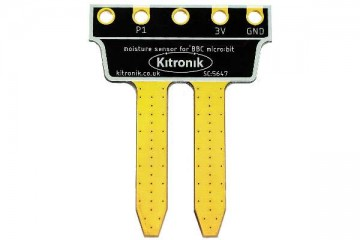 dodatki KITRONIK Kitronik Prong Soil Moisture Sensor for BBC micro:bit, Kitronik 5647