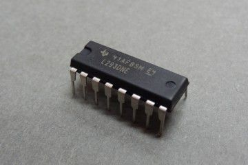 components TEXAS INSTRUMENTS TEXAS INSTRUMENTS - IC, DRIVER, PERIPHERAL, DUAL, 36V - L293DNE