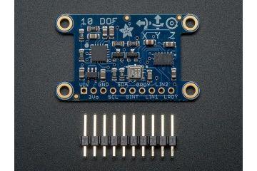 senzorji ADAFRUIT Adafruit 10-DOF IMU Breakout - L3GD20 + LSM303 + BMP180, Adafruit 1604