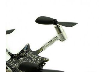 quadcopter BITCRAZE Crazyflie Nano Quadcopter - 4 x spare motor mount (BC-MM-01-B), SEED MEC05201M