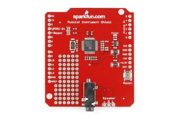 shields SPARKFUN Music Instrument Shield, SPARKFUN DEV-10587