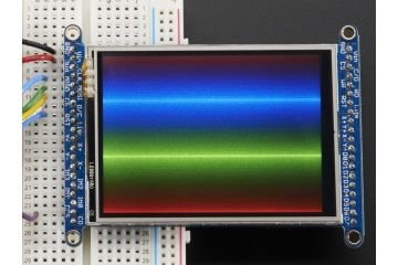 lcd-s ADAFRUIT 2.8 TFT LCD with Touchscreen Breakout Board w-MicroSD Socket, Adafruit 1770