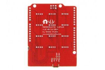 arduino compatible SEED STUDIO Seeeduino Lotus - ATMega328 Board with Grove Interface, seed 102020001