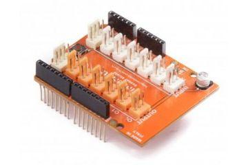 tinkerkit moduli ARDUINO Shield - TinkerKit Sensor Shield V.2, T020010