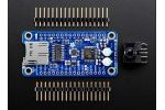 breakout boards  ADAFRUIT VS1053 Codec + MicroSD Breakout - MP3 - WAV- MIDI - OGG Play + Record - v4, adafruit 1381