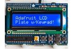razvojni dodatki ADAFRUIT Blue&White 16x2 LCD+Keypad Kit for Raspberry Pi - Adafruit 1115