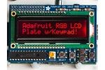 razvojni dodatki ADAFRUIT RGB Negative 16x2 LCD+Keypad Kit for Raspberry Pi - Adafruit 1110