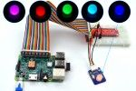 kits ADEEPT Adeept 46 Modules Ultimate Sensor Kit for Raspberry Pi 3B+, 3, 2, B+  150 Pages PDF Guidebook, Adeept ADR009