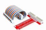 razvojni dodatki JH ELECTRONICS 40P T-Cobbler Plus GPIO board with cable, JH ELEC. YXT053