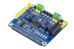 displays, monitors WAVESHARE 2-Channel Isolated RS485 Expansion HAT for Raspberry Pi, Waveshare 17221