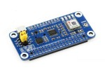 HATs WAVESHARE MAX-7Q GNSS HAT for Raspberry Pi, GPS, GLONASS, QZSS, SBAS, Waveshare 18234