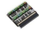 HATs WAVESHARE Raspberry Pi 400 GPIO Header Adapter, Header Expansion, 2x 40PIN Header, Waveshare 18995